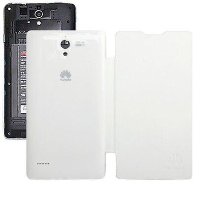 Handy Tasche für Huawei Ascend G700 Flip Cover Schutz Hülle Etui Schale HWE-25](huawei ascend g700 cover)