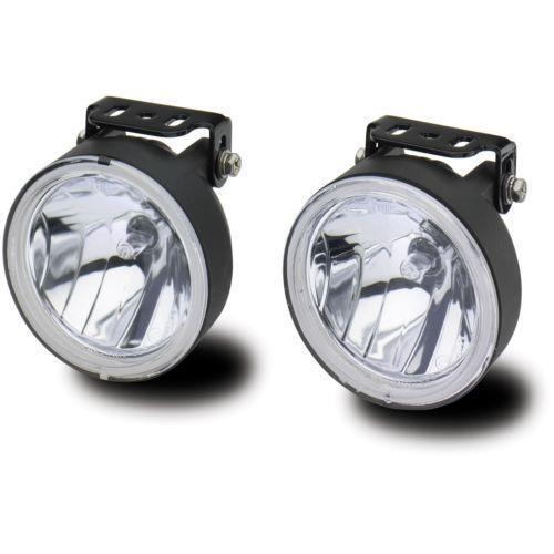 "Jeep Wrangler Fog Lights >> 4"" Round Fog Lights 