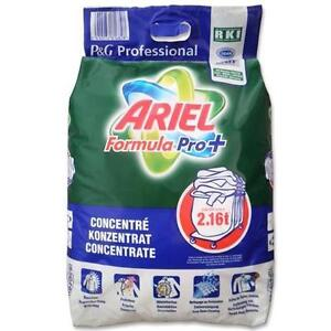 2 x P&G Professional Ariel Actilift Formula Pro+ 13kg Washing Powder New