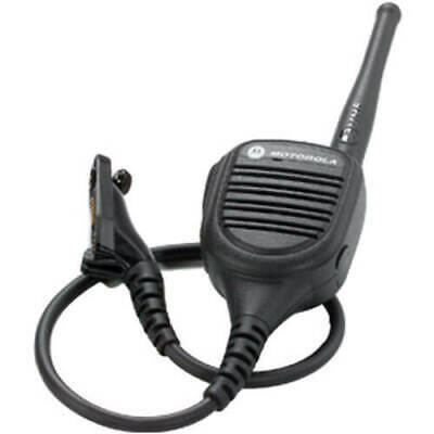MOTOROLA PMMN4041 PUBLIC SAFETY MIC WITH 30 INCH CABLE FOR DP3400, DP3600 - NEW