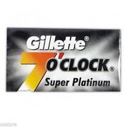 Gillette 7 O'clock