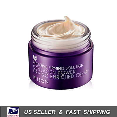 [ MIZON ] Collagen Power Firming Enriched Cream 50ml +NEW Fresh+
