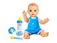Luvabella luvabeau boy dolly doll brand new