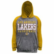 NBA Los Angeles Lakers Pullover French Terry Hood, Small ...