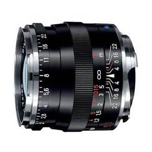 TOP MINT Zeiss Planar T* ZM 50mm f2 for Leica M