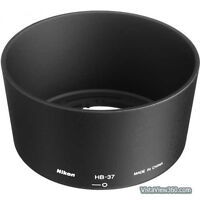 Nikon HB-37 Genuine New Hood For 55-250mm Or 85mm VR DX Lens