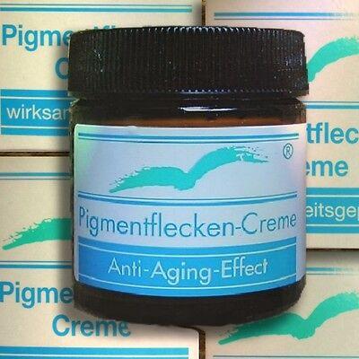 Badestrand Pigmentflecken-Creme Anti-Aging-Effect Pigmentaufhellung +23% 30ml