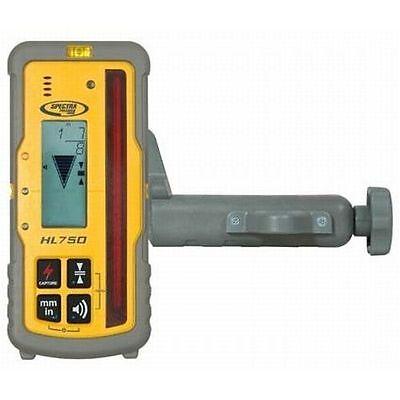 Spectra Hl750 Laserometer Laser Receiver Detector New