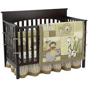 Crib Bedding Set - Azania Nursery Collection