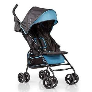 NEW Summer Infant 3Dmini Convenience Stroller, Dusty Blue Condtion: New. Box Does Not Belong To Product