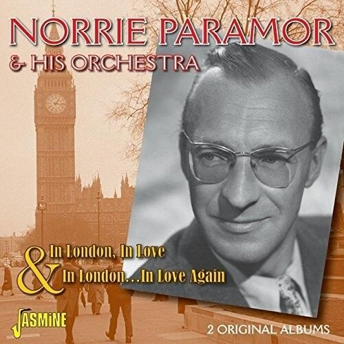 Norrie Paramor & His - In London In Love & In London In Love Again [New CD]
