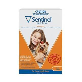 Sentinel Spectrum for Dogs (From $62.99)