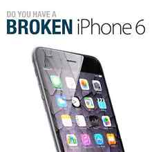 Repair Cracked iPhone 6 only $140 Padbury Joondalup Area Preview