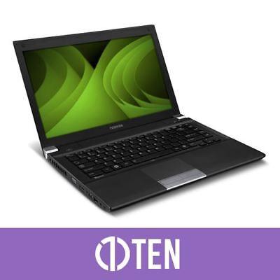 Toshiba Tecra R840 14 Intel i5 3.20GHz 4GB 320GB HDD Notebook Laptop Win10 Cheap