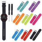 Two-Piece Strap Sport 21mm Wristwatch Bands
