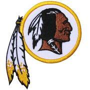 Redskins Patch