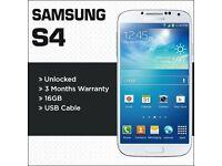 Samsung Galaxy S4 16GB for Sale