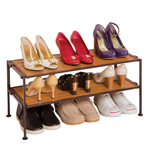Shoe Rack from Solutions