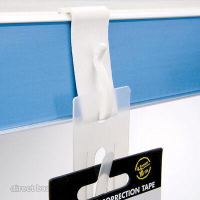 12 x Epos Hanging Clips, Fits 39mm Hight Shelf