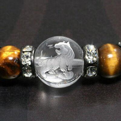 Japanese Good Fortune Bracelets: White Tiger - Byakko