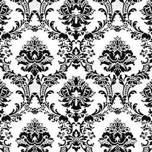 WALLPAPER-SAMPLE-Black-and-White-Victorian-Damask