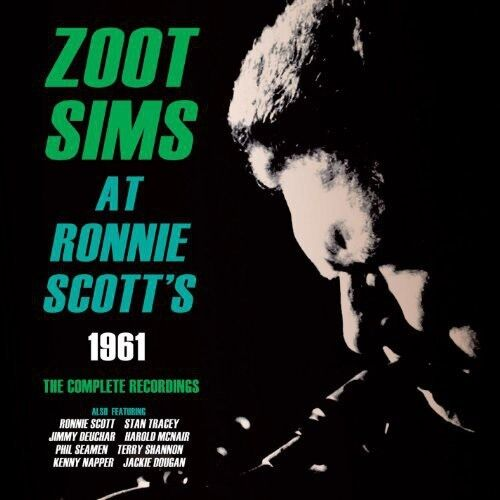 Bob Brookmeyer, Zoot - At Ronnie Scott's 1961: Complete Recordings [New CD]