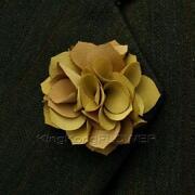 Mens Lapel Flower