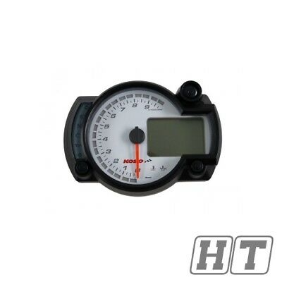 TACHO KOSO DIGITAL COCKPIT RX2N PLUS WITH SPEEDOMETER FOR SCOOTER MOT