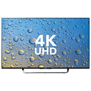 """Sony 49"""" 4K Ultra HD 120Hz LED Android TV (XBR49X830C) - Black"""