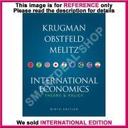 International Economics Krugman