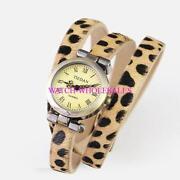 Leopard Print Watch