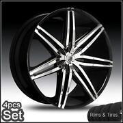 5 Lug Rims and Tires