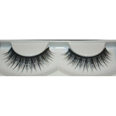 BJD Eyelashes, Thick Black (Any Size)