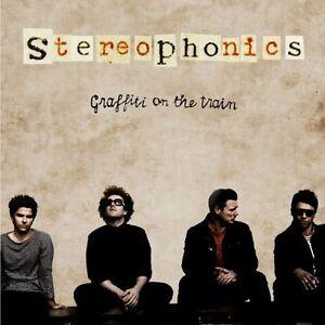 STEREOPHONICS - GRAFFITI ON THE TRAIN CD ALBUM (2013)