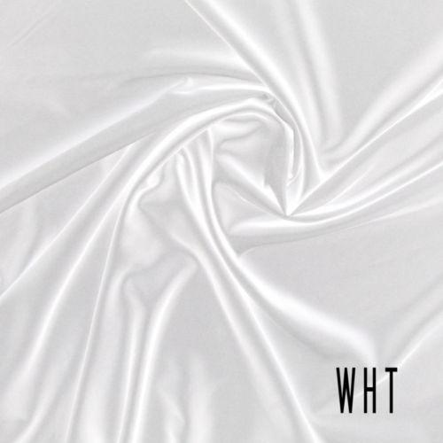 White Polyester Fabric Ebay