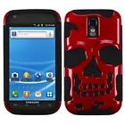 Samsung Galaxy s 2 Case T Mobile Skull