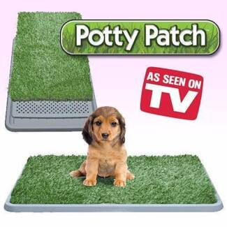 Puppy Dog indoor  Potty Training loo Grass Mat