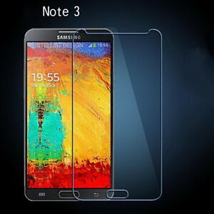 Glass Screen Protector for Samsung Galaxy Note 4 - NEW
