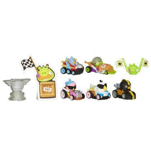 Angry birds set toys hobbies ebay - Angry birds toys ebay ...