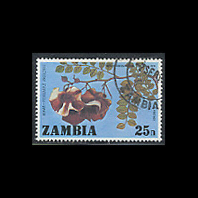 Zambia, Sc #161, Used, 1976,  World Forestry, CL131F
