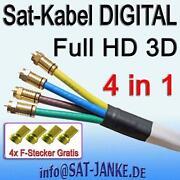 SAT Kabel 15M