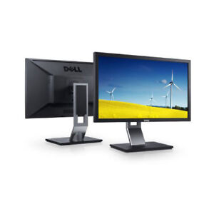 "Dell 24"" 24in Widescreen LED Backlight Flat Panel Monitor"