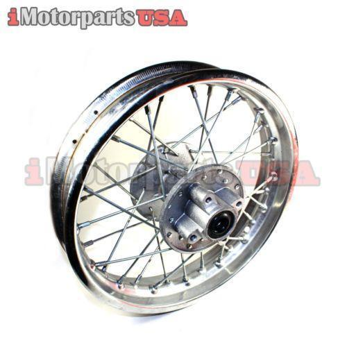 dirt bike rear wheel ebay. Black Bedroom Furniture Sets. Home Design Ideas