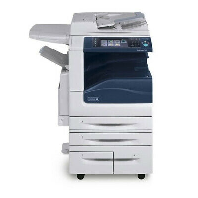 Xerox Workcentre 7845 Color Multifunction Printer 4545 Ppm 200000 Images