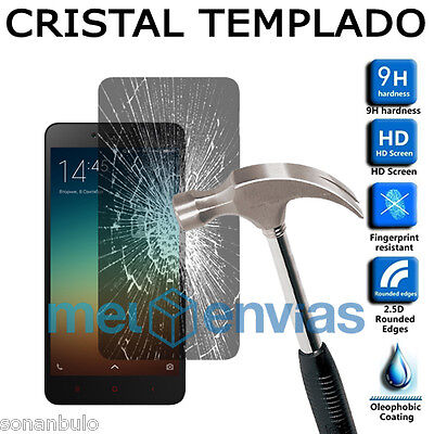 Protector de pantalla CRISTAL TEMPLADO MEIZU M2 NOTE (5.5