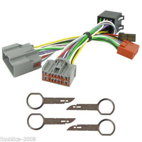 Ford fiesta wiring loom ebay