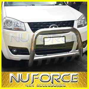 Great Wall  V200 / V240 K2 (2011+) Nudge Bar / Grille Guard