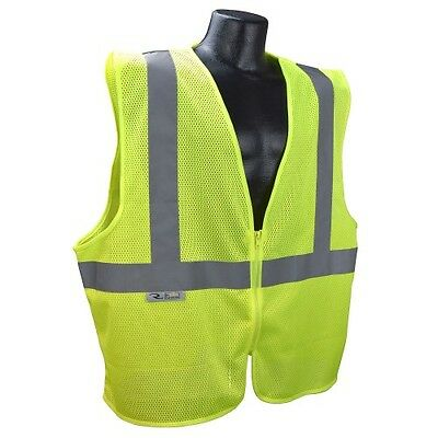 RADIANS SVE1 SAFETY VEST - ANSI Type R Class 2 Vest Class 1 Safety Vest