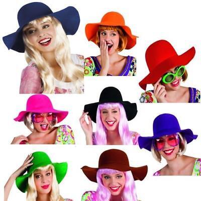 DAMEN Trend SCHLAPPHUT Sonnenhut Sommerhut Damenhut Hut viele Farben