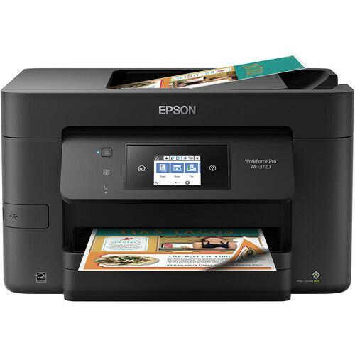 Epson Workforce Pro WF-4720 Wireless All-in-One Color Inkjet